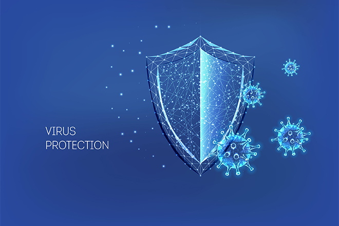 protection virus